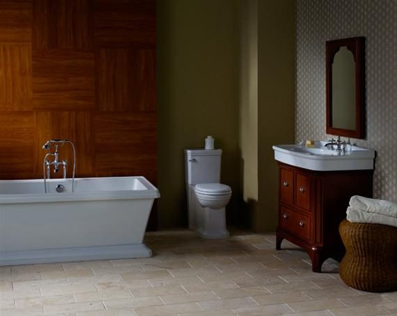 Lutezia Bathroom Suite from Porcher