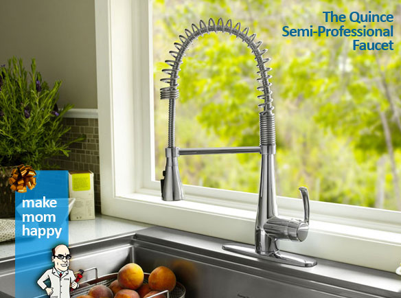 The Quince Semi-Professional Faucet